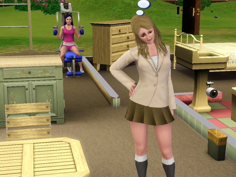 Shiznat in the Sims (1, 2 or 3) Screen14