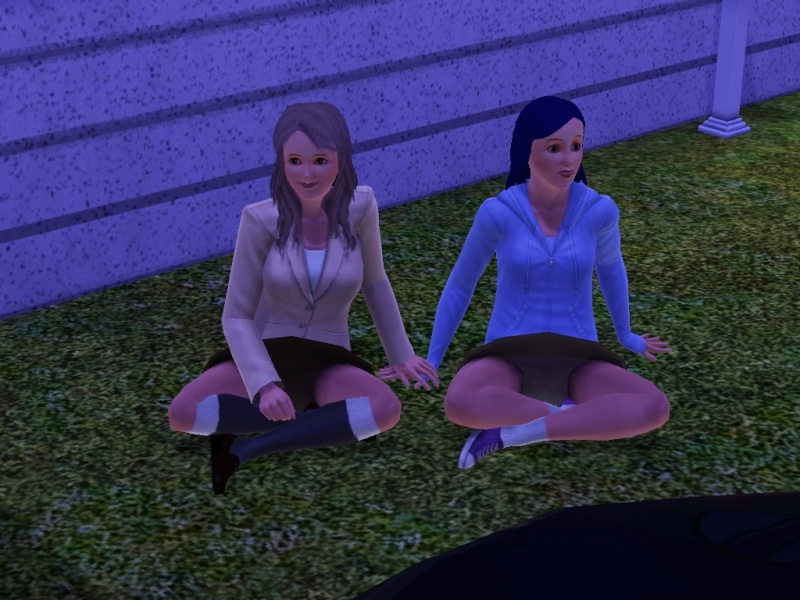 Shiznat in the Sims (1, 2 or 3) Screen17