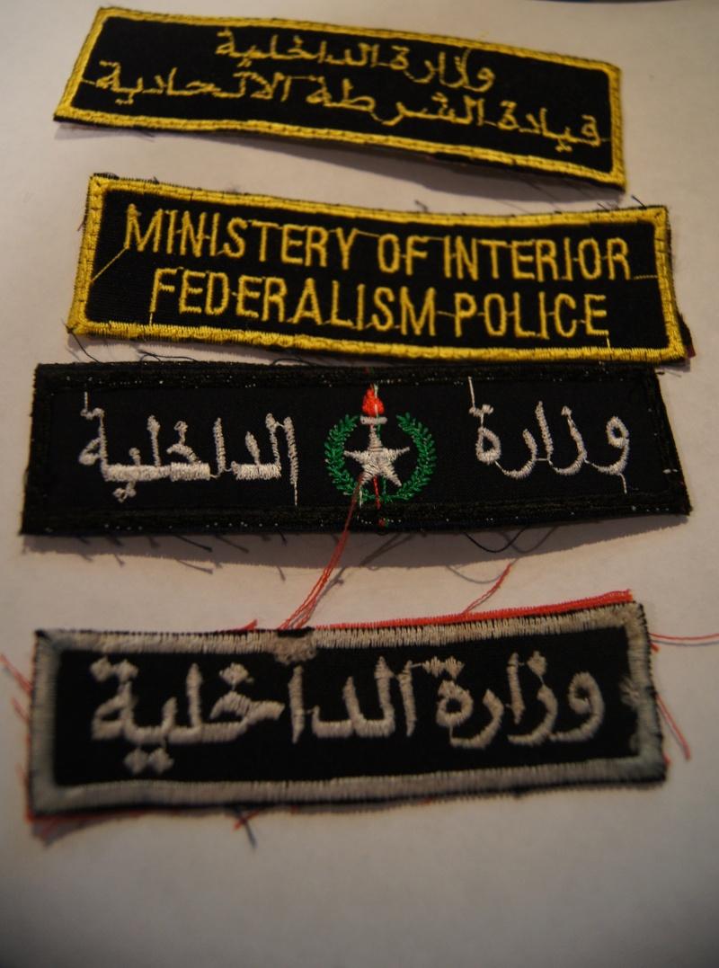 Democratic Era Iraqi Patches Dsc00812
