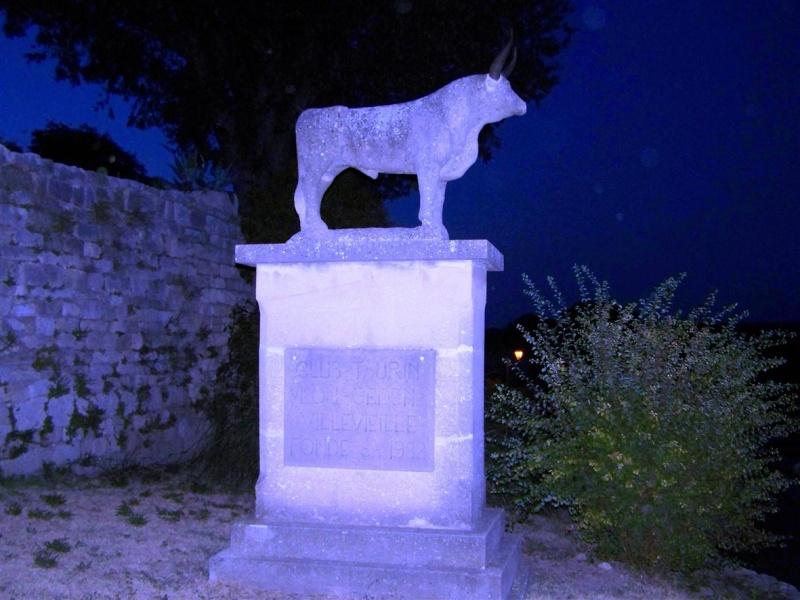 bandido de nuit  fete votive de villevielle  le 16 aout 2012 manade robert h 100_3567