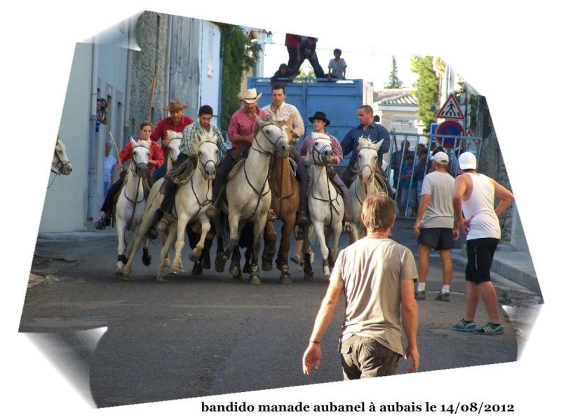 fete votive à aubais bandido le 14/08/2012 Aubane10