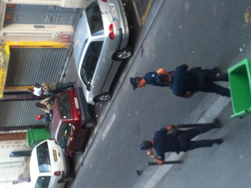 présence de la police Photo10