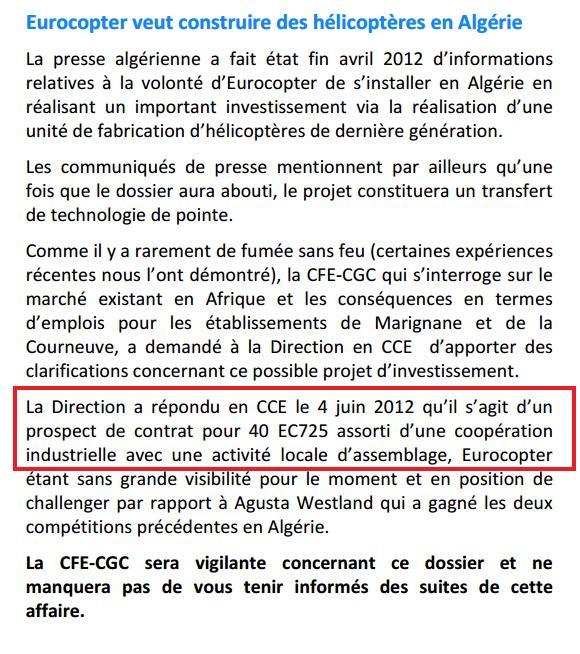 مروحية AW101s من ضمن 80 مروحية سبق وتعاقدت عليها الجزائر  - صفحة 2 Euroco10