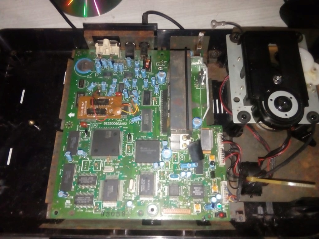 Ayuda con SEGA CD Model 2 Whatsa11