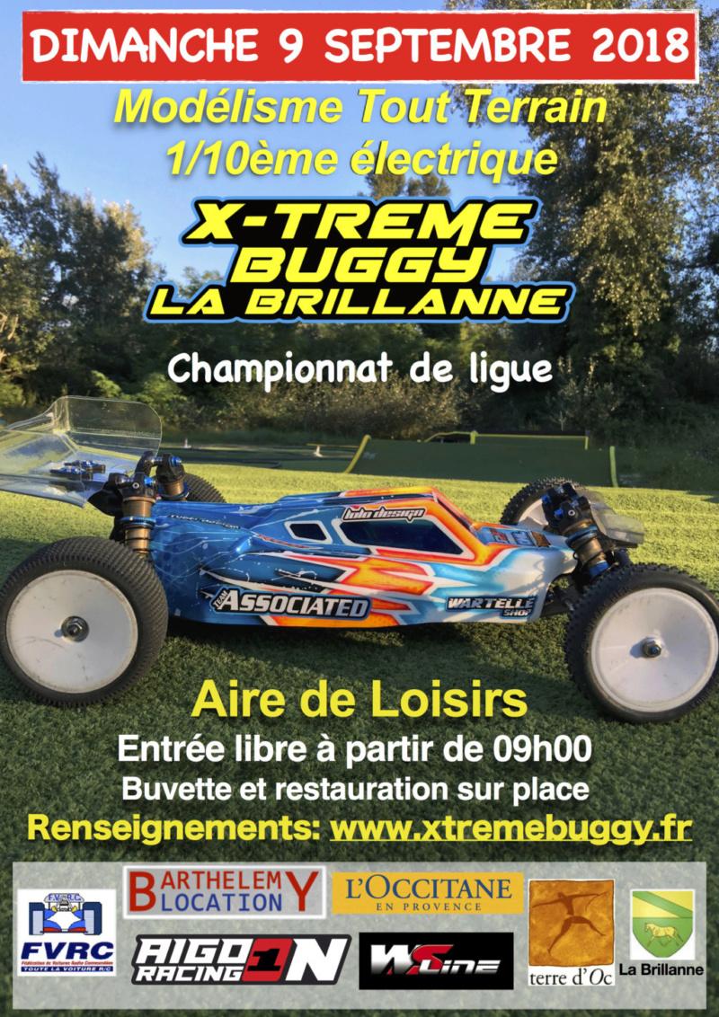 La Brillanne - Championnat ligue 10 - 5ème manche A4-sep11
