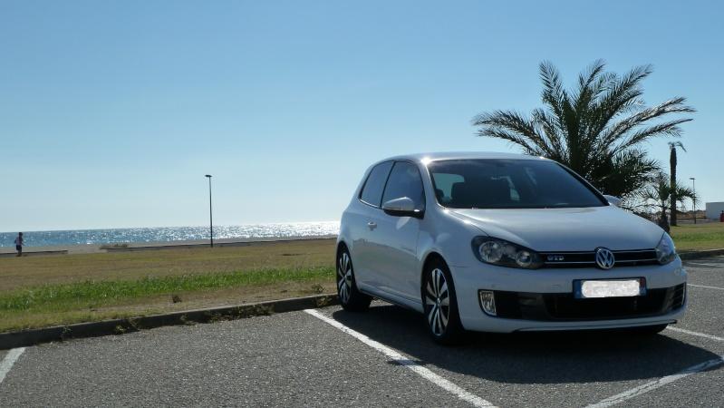 """[GTD DSG blanc candy 3 portes] xénons + led -  18"""" Serron Adidas - 212 hp - juin 2010 - by juju P1020612"""