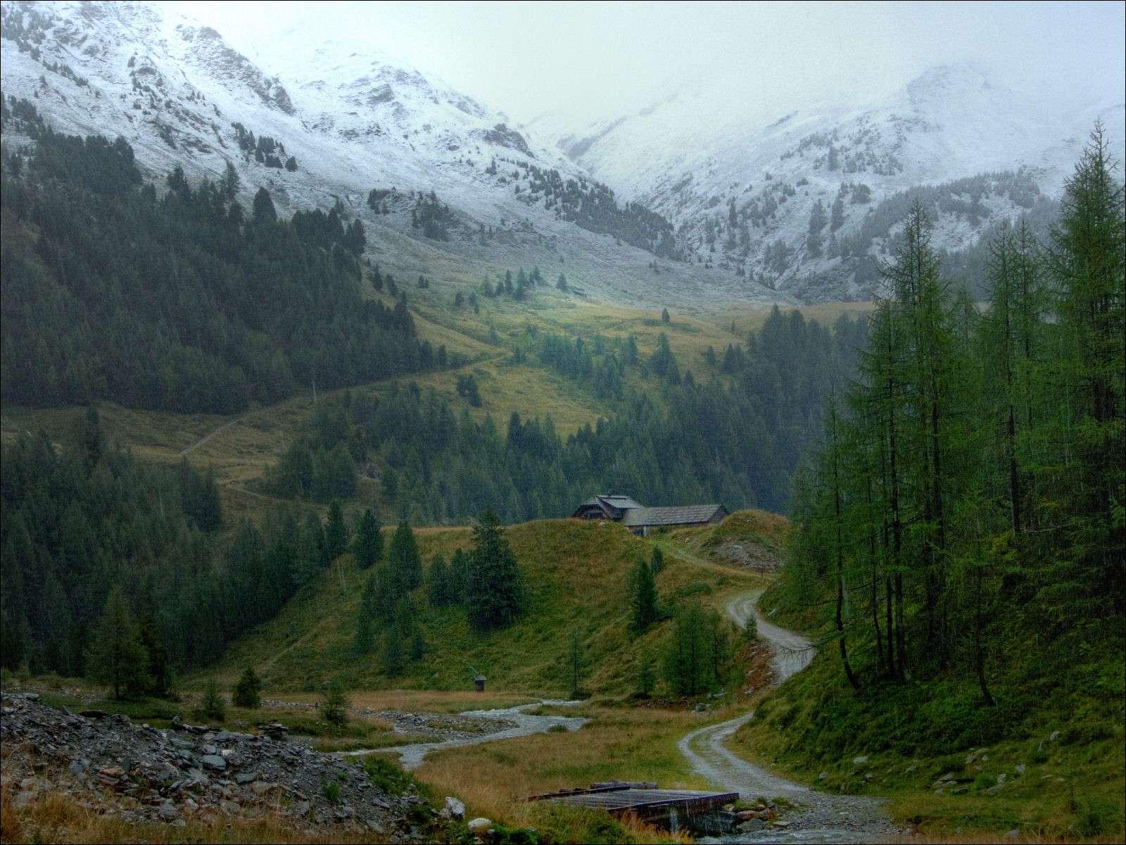 Les alpes  autrichiennes Hdr_mu11