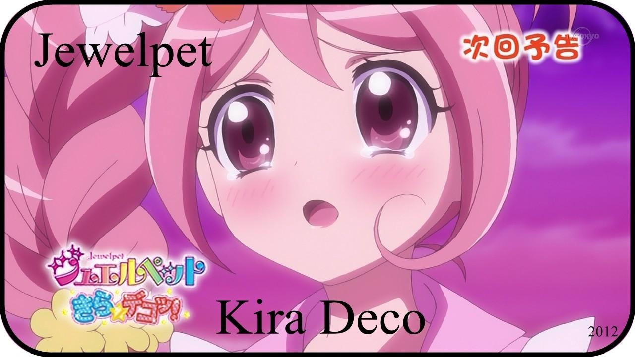 Jewelpet Kira Deco