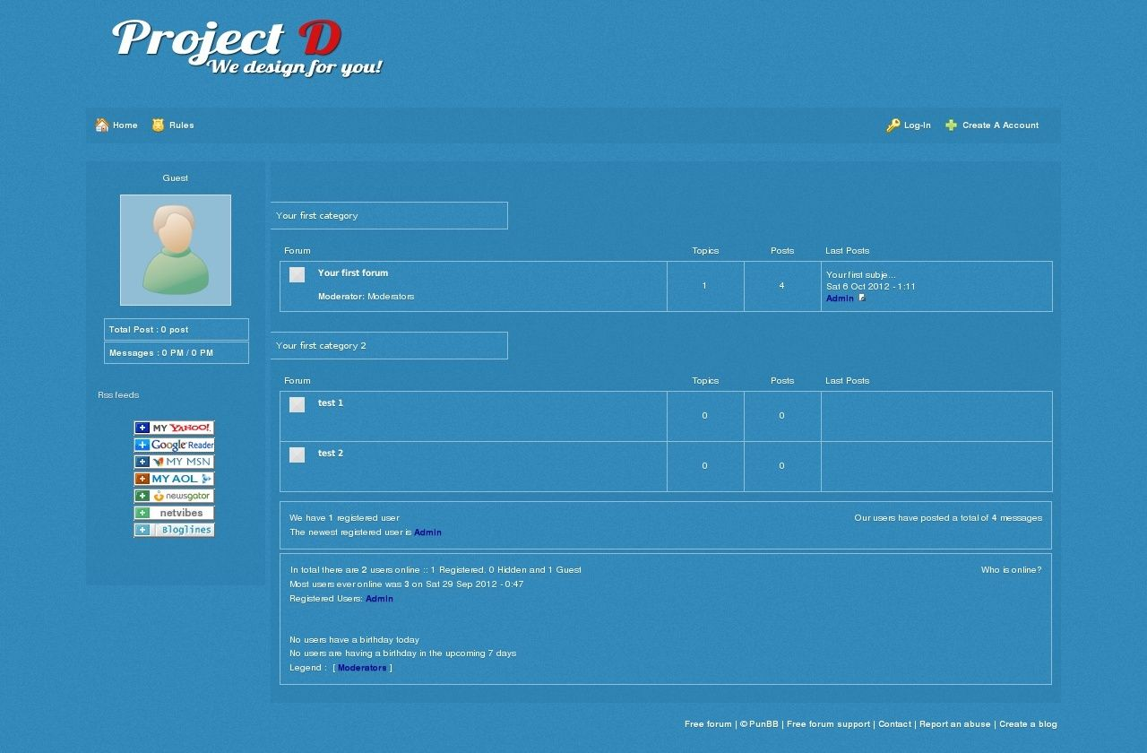 Project D - Free Forumotion Theme 5e8fa711