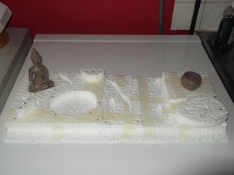 construction d un decor pour mon python!!! Dscf1314