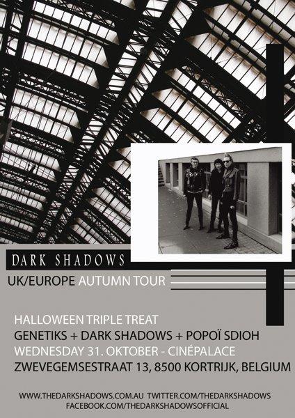 [31.10.2012] DARK SHADOWS + POPOI SDIOH + GENETIKS @Kortrijk 39651510