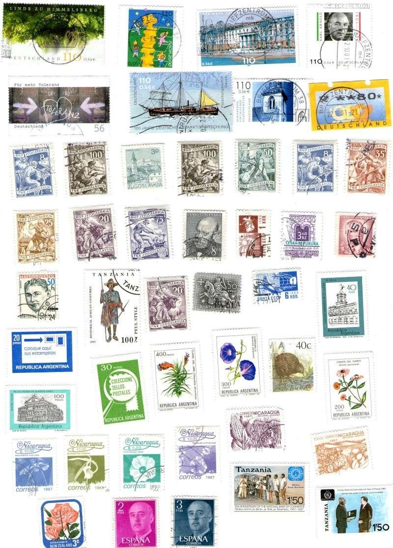 Briefmarkensammlung vom Urgroßvater Img03011