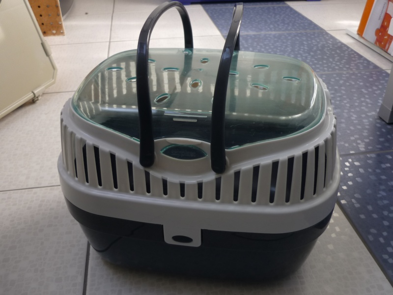 Vends cage Tom + cage plus petite Cage_t11