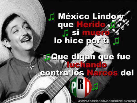 ♫♫ México lindo y que HERIDO ♫♫ Maxico10