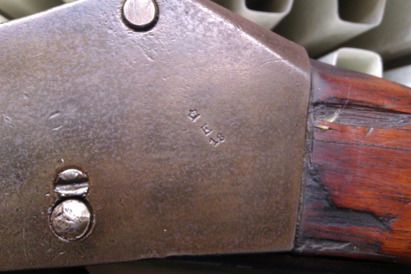 Carabine Enfield Martini Henry? Rps20114