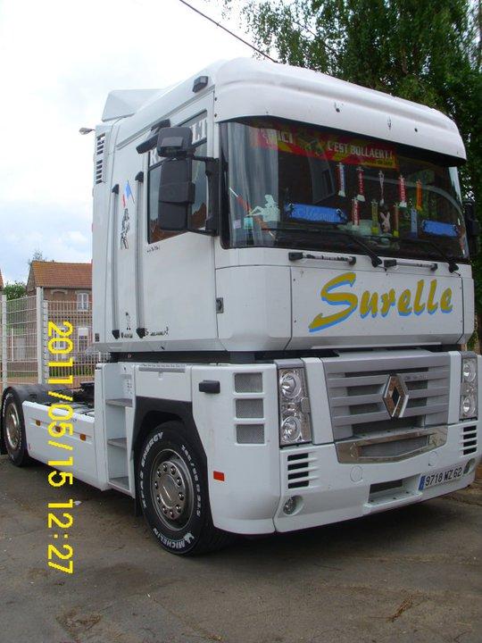 Surelle Transports Frigorifiques ( STF/PAF)( Sains les Pernes 62) 22733712