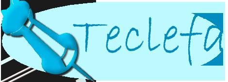Concurso diseñador logo de nuevo nombre. Teclef10