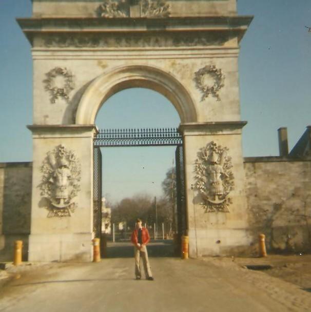 Recherche marins ayant passé leur BE de secrétaire militaire à Rochefort décembre 1970 à avril 1971 Rochef10