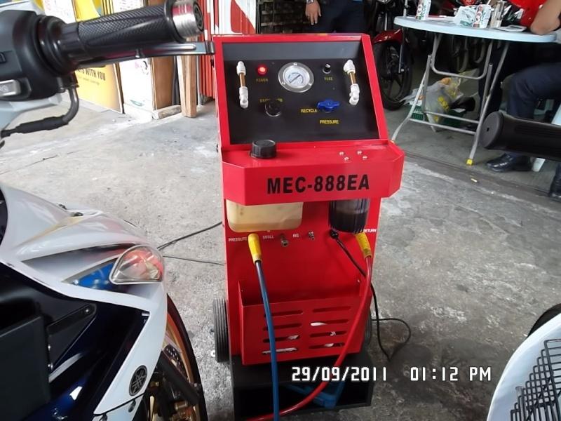 Cuci buah pinggang siput ( Cuci dalam Engine ) Sam_6711