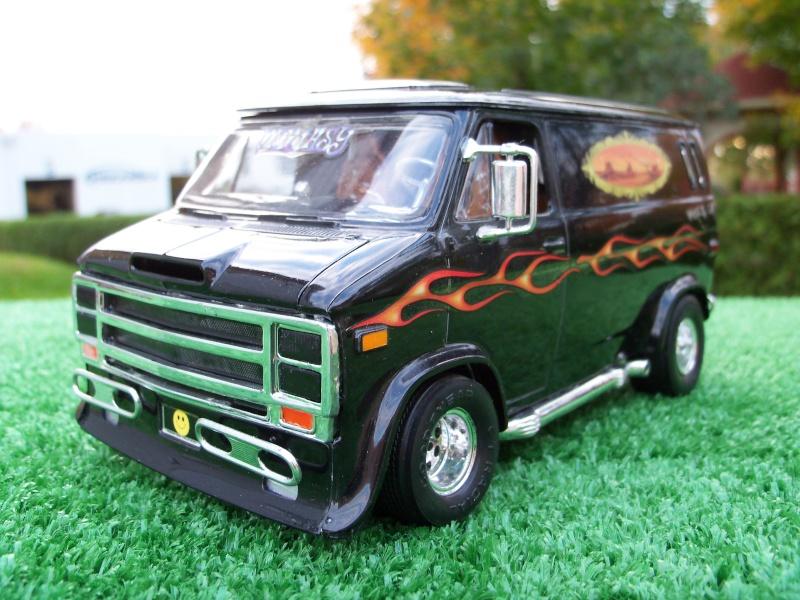 Chevy Van Costom Cruz 1970 100_3728