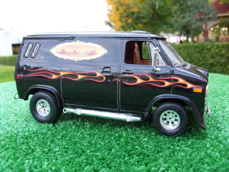 Chevy Van Costom Cruz 1970 100_3729