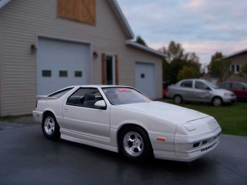 Chrysler Daytona Shelby Z 1988 100_3813