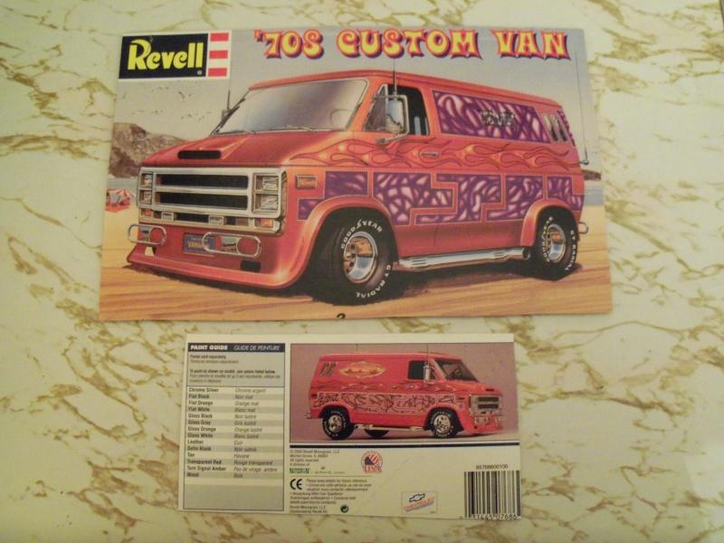 Chevy Van Costom Cruz 1970 100_3823