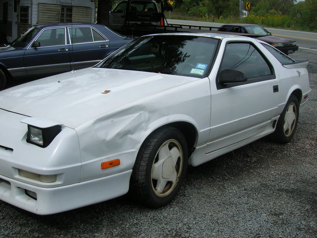 Chrysler Daytona Shelby Z 1988 15634712