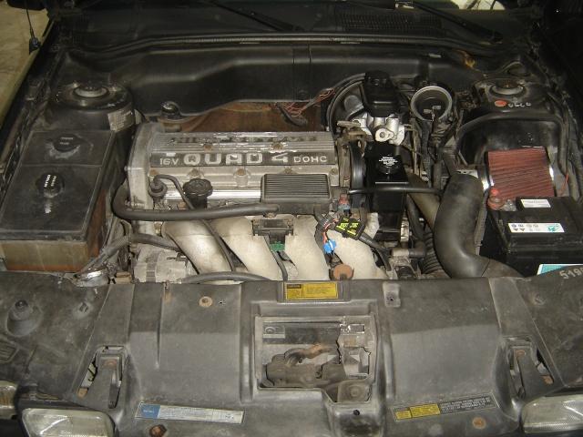 Chevrolet Beretta GTZ  Dsc03410