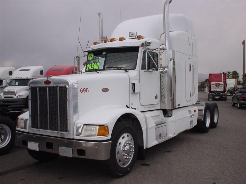 Peterbilt 377 A/E Trucks10