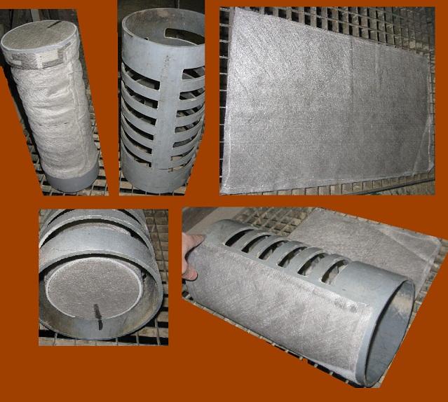 Filtre à charbon actif home-made Filtre13