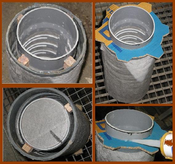 Filtre à charbon actif home-made Filtre14