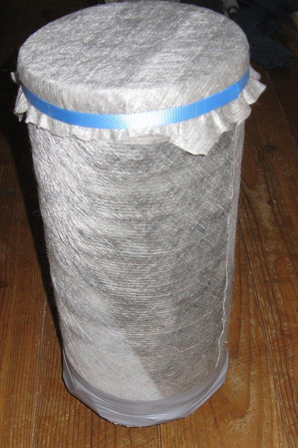 Filtre à charbon actif home-made Filtre19