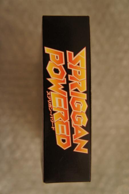 Vends Spriggan Powered SFC Super Famicom  Dsc05649