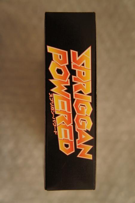 Vends Spriggan Powered SFC Super Famicom  Dsc05650