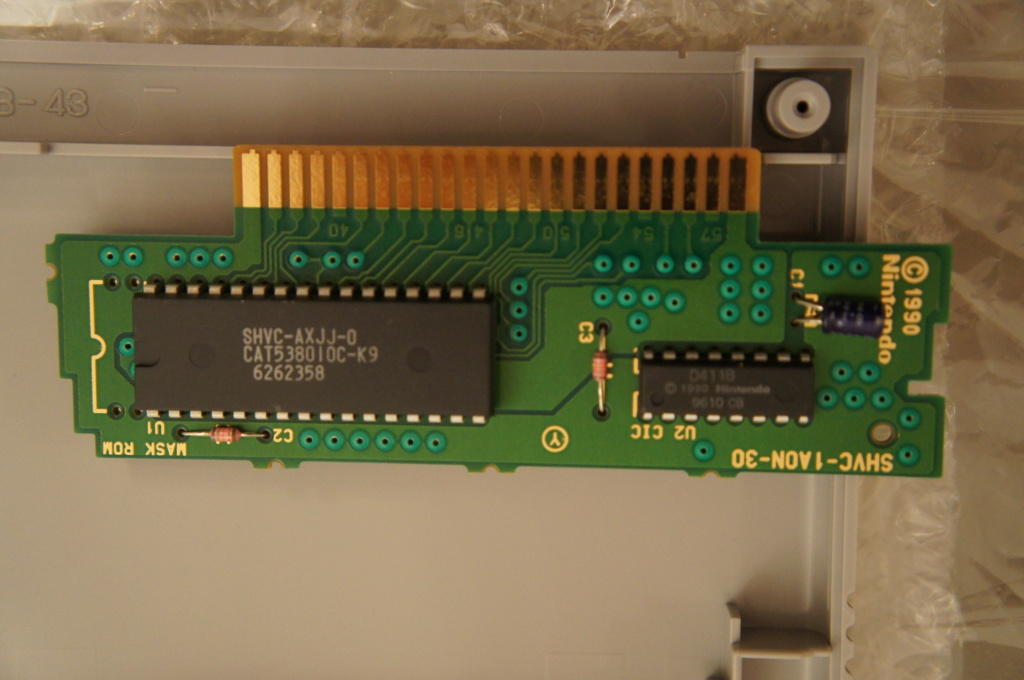 Vends Spriggan Powered SFC Super Famicom  Dsc05657
