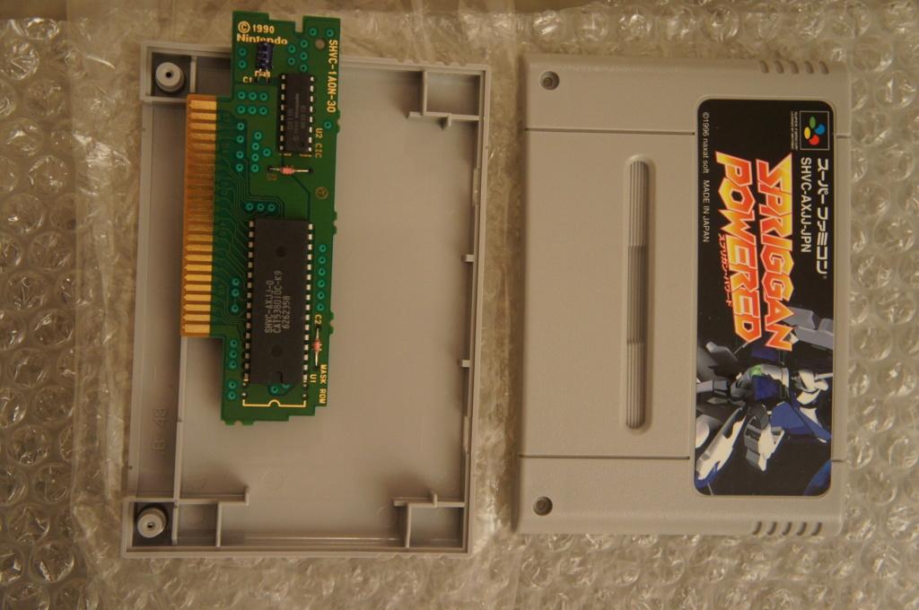 Vends Spriggan Powered SFC Super Famicom  Dsc05658