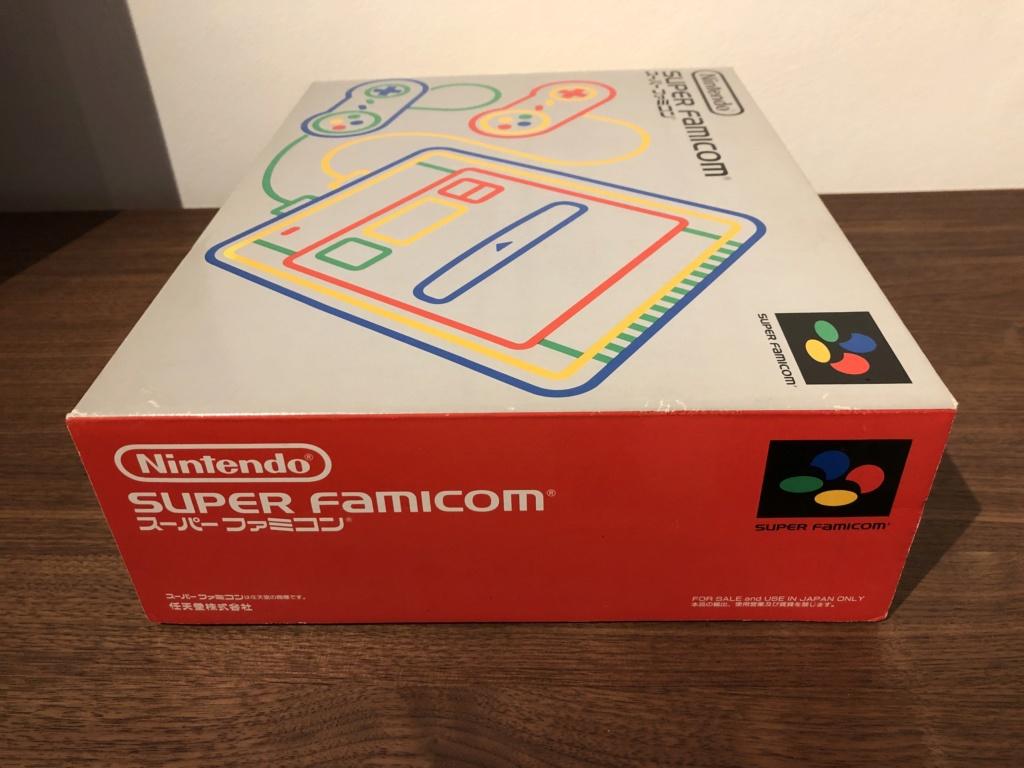 Vends console super  FAMICOM NEUVE Img_5927