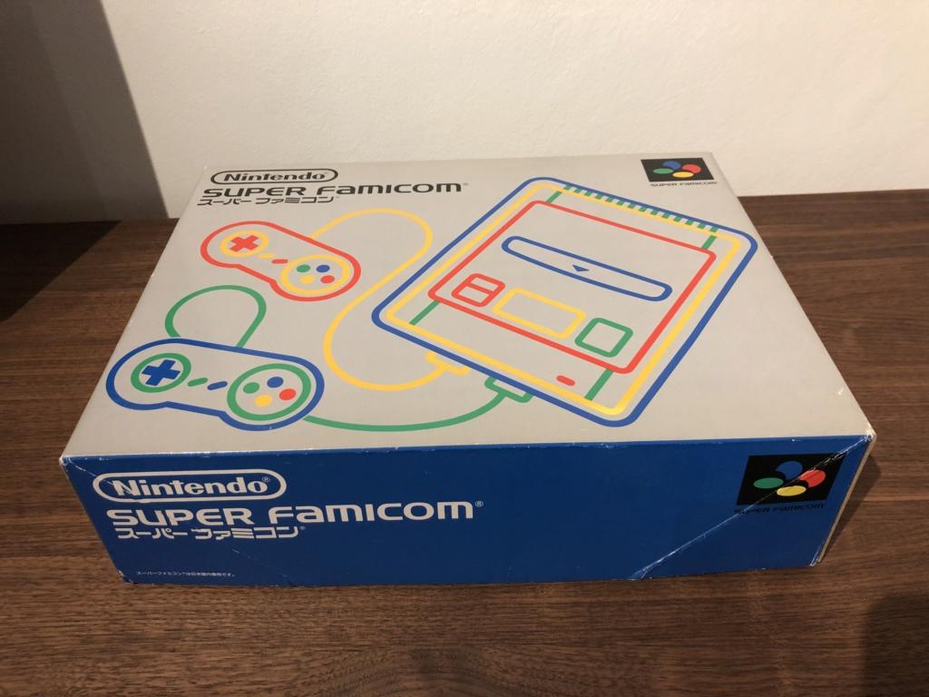 Vends console super  FAMICOM NEUVE Img_5928
