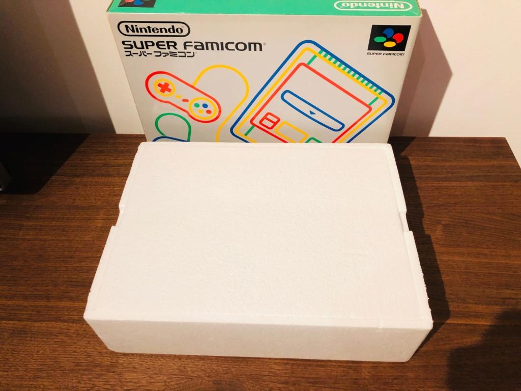 Vends console super  FAMICOM NEUVE Img_5930