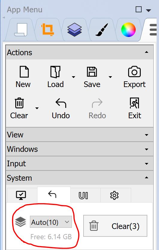 Undo (or Ctrl+Z) not working Captur21