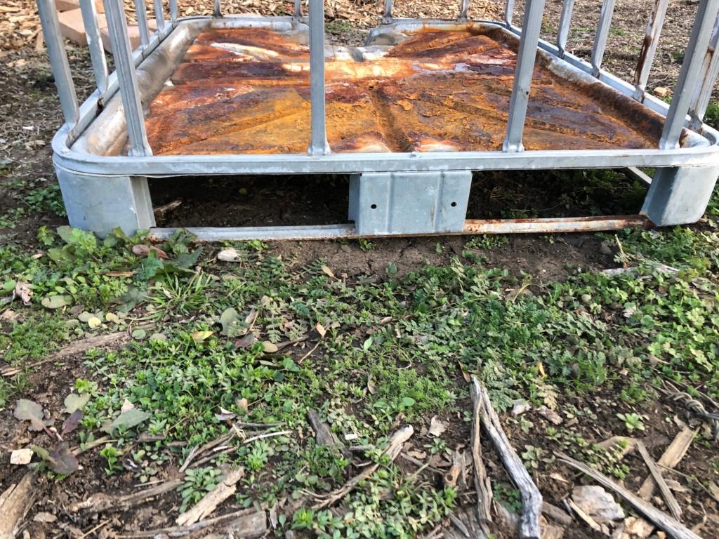 The SFG Journey-Johnson Su Bioreactor for composting, No turning Bottom16