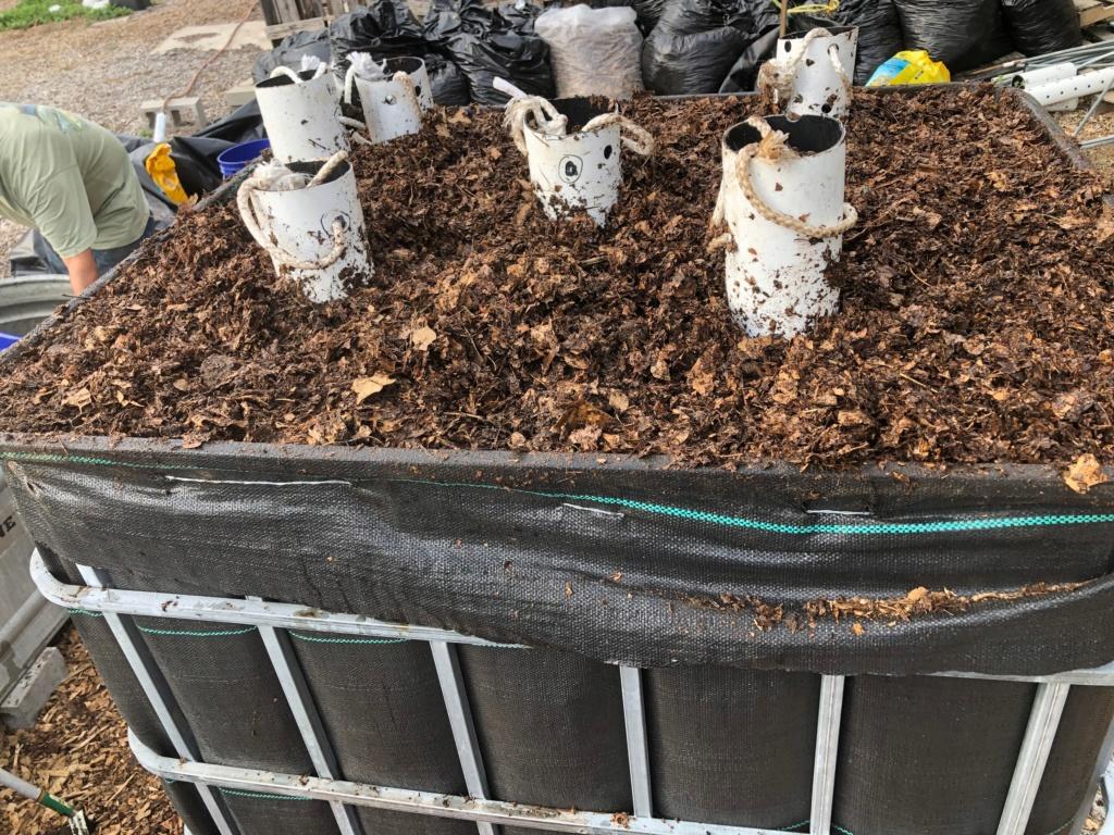 The SFG Journey-Johnson Su Bioreactor for composting, No turning Img_0416