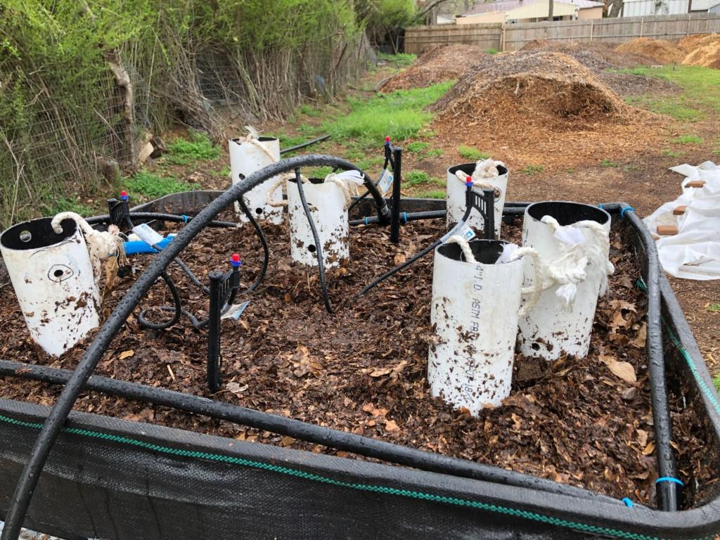 The SFG Journey-Johnson Su Bioreactor for composting, No turning Img_0418