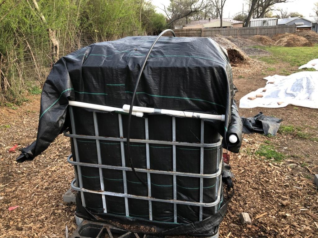 The SFG Journey-Johnson Su Bioreactor for composting, No turning Img_0419