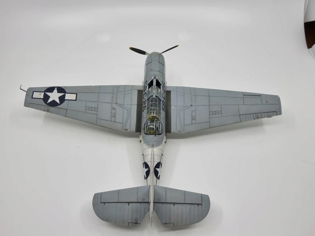 Grumman TBF 1c Avenger Italeri (accurate miniatures) 1/48 20210919