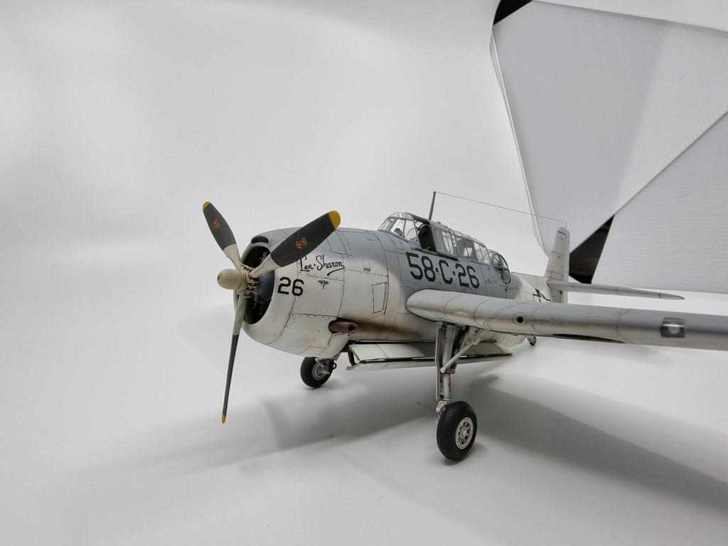 Grumman TBF 1c Avenger Italeri (accurate miniatures) 1/48 20210922