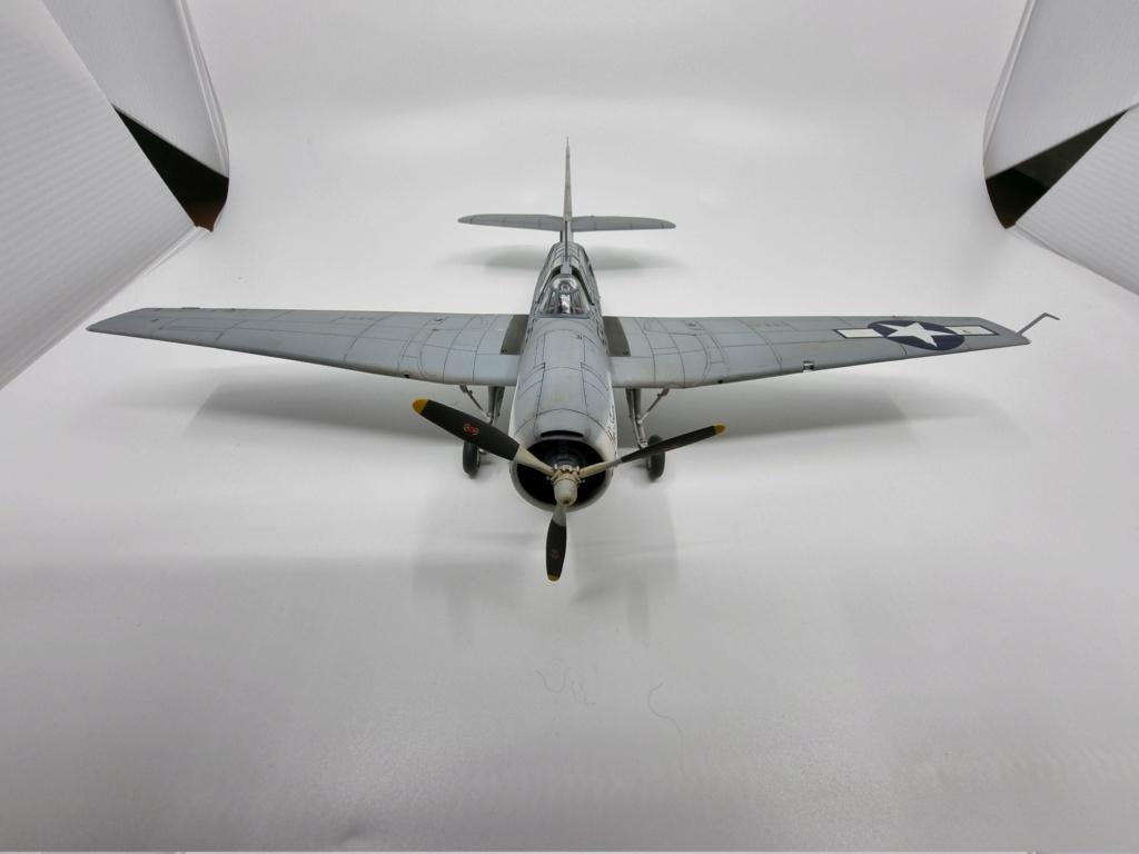 Grumman TBF 1c Avenger Italeri (accurate miniatures) 1/48 20210923
