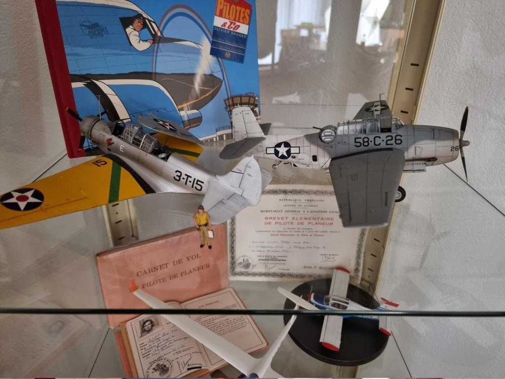 Grumman TBF 1c Avenger Italeri (accurate miniatures) 1/48 20210924