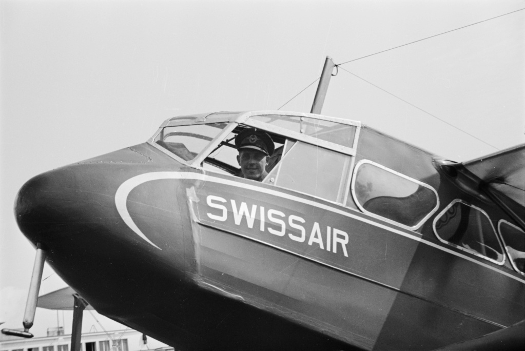 DH-89 Dragon Rapide - Swissair - Kit Heller 1/72 - Page 2 Lbs_sr23
